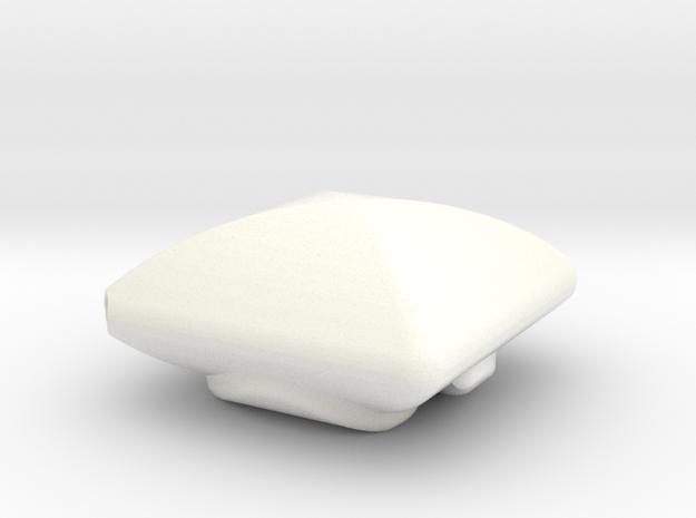 Tide Pod in White Processed Versatile Plastic