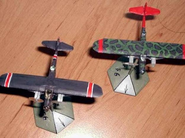1/300 Potez 540 in White Strong & Flexible