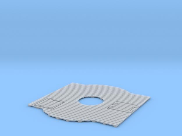2 Cm twin Flak Platform 1 to 25 in Smooth Fine Detail Plastic