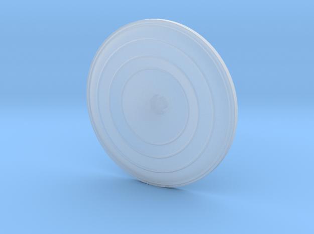 Futurliner hub cap x 1  in Smooth Fine Detail Plastic