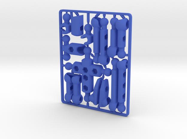 Mo DIY poseable figure kit