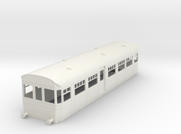 0-43-but-aec-railcar-trailer-coach-br in White Natural Versatile Plastic