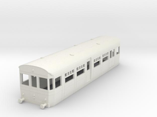 0-87-but-aec-railcar-driver-brake-coach-br in White Natural Versatile Plastic