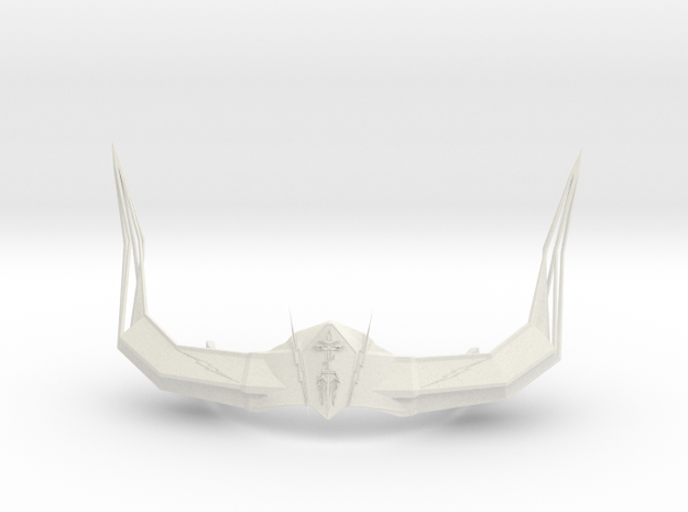 Crown of Horns in White Strong & Flexible