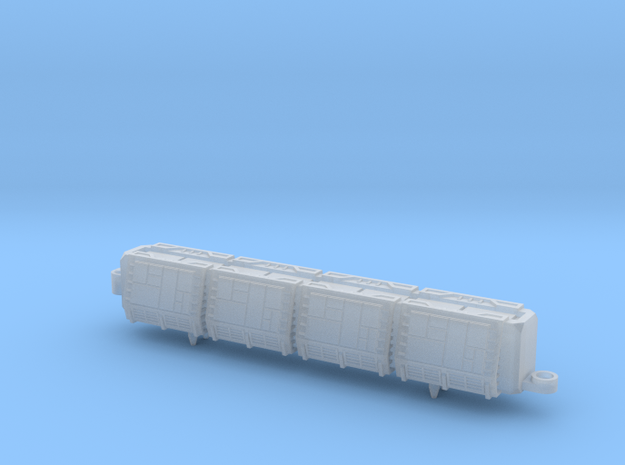 1/270 Imperial Repulsor Train (Freight Car) in Smooth Fine Detail Plastic