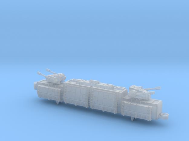 1/270 Imperial Repulsor Train (Artillery Car) in Smooth Fine Detail Plastic