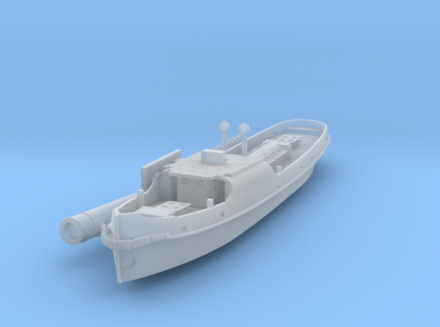 British steam tug Simla 1898 1:700 in Smooth Fine Detail Plastic