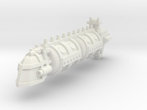 trasporte pesado de combustible in White Natural Versatile Plastic