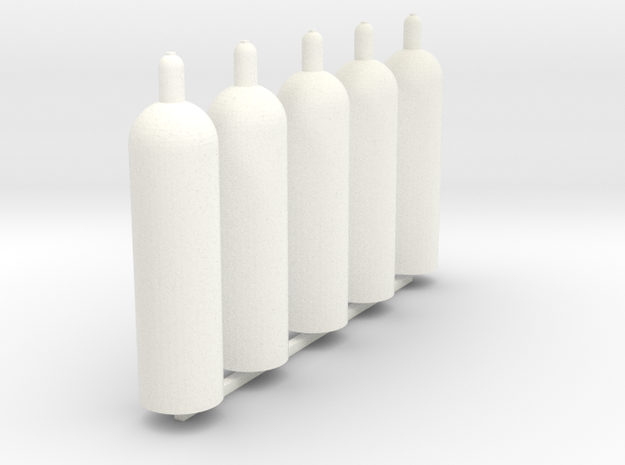 1:43 0 gauge propane gasbottle Propan Gasflaschen