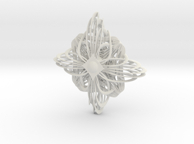Tight Love (Light) in White Natural Versatile Plastic