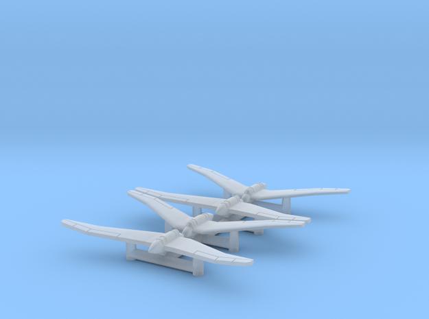 (1:700) (x4) Kayaba Ku-3