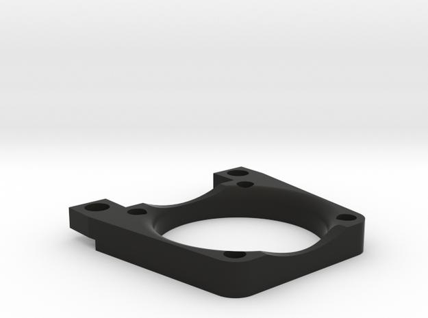 WUN FRD 25MM FAN MOUNT in Black Natural Versatile Plastic