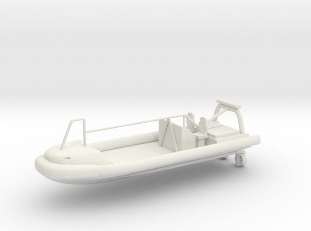 Fast Rescue Boat FRB 15C 1/72