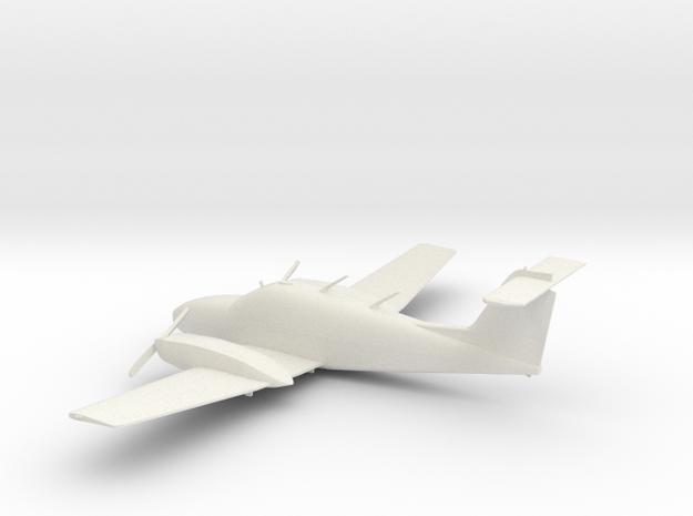 Piper PA44 Seminole in White Strong & Flexible