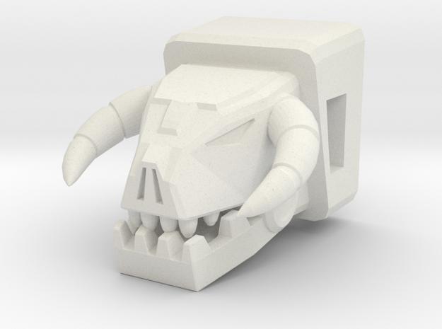 Horri-Bull Head for Shuffler/Ramhorn