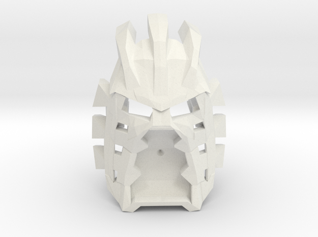 Avhokii: Gen 2 in White Natural Versatile Plastic
