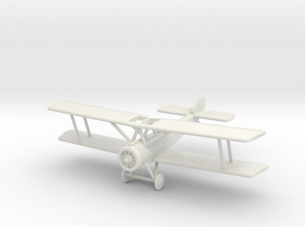GWA15 Sopwith 1-1/2 Strutter (1/144) in White Natural Versatile Plastic