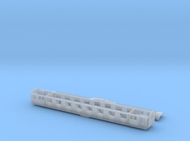 SOB 1.Klasse VEA EW II Scale TT in Smooth Fine Detail Plastic