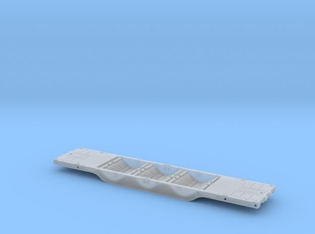 Euskotren Sgh in Smooth Fine Detail Plastic: 1:120 - TT