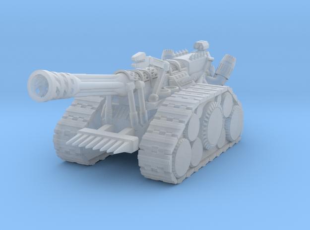 Perpetrator Pattern Battle Tank in Smooth Fine Detail Plastic