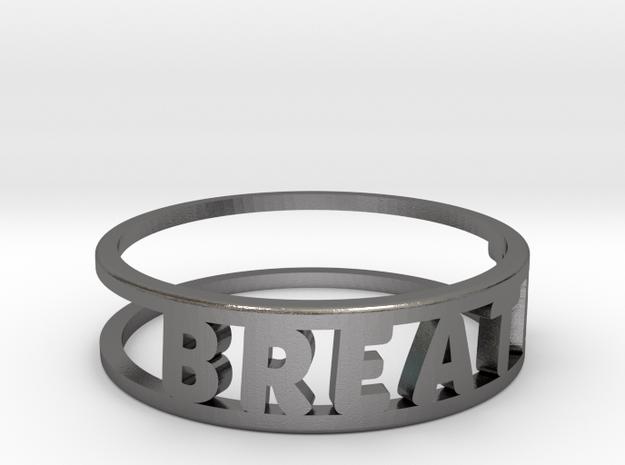 Breathe, Nickel Steel (Chain Optional)