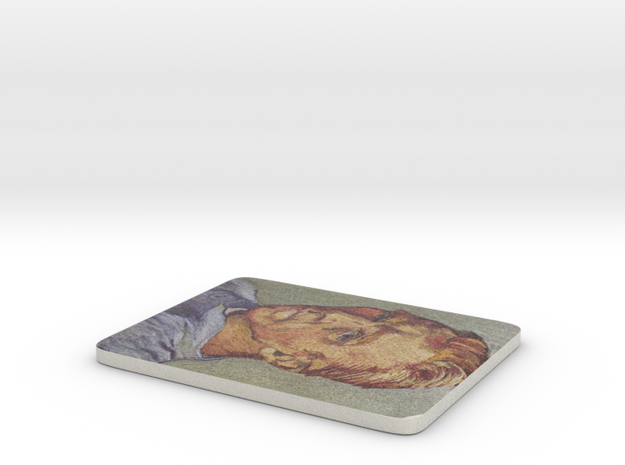 Vincent van Gogh in Full Color Sandstone