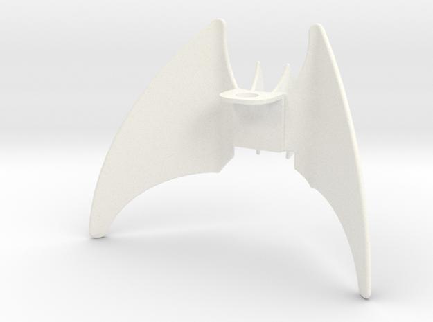arch3 in White Processed Versatile Plastic