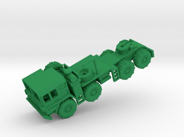 GLCM MAN M-1014 w/o crane in Green Processed Versatile Plastic: 1:144