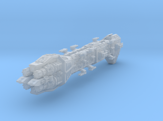 Earth Alliance Nova Dreadnought 46mm in Smooth Fine Detail Plastic