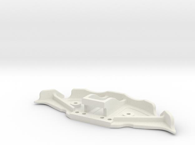 SUP GLA  LEXAN-P1- court in White Natural Versatile Plastic