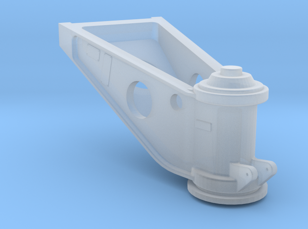 Westland Wessex Tail Wheel Casting 1:32 in Frosted Ultra Detail