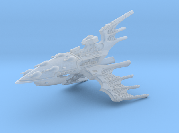 Spectre Cruiser in Smooth Fine Detail Plastic