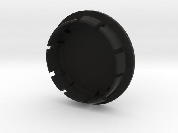 VW FELGENDECKEL_1 indiv. bis 5 Zeichen beschreibar in Black Natural Versatile Plastic