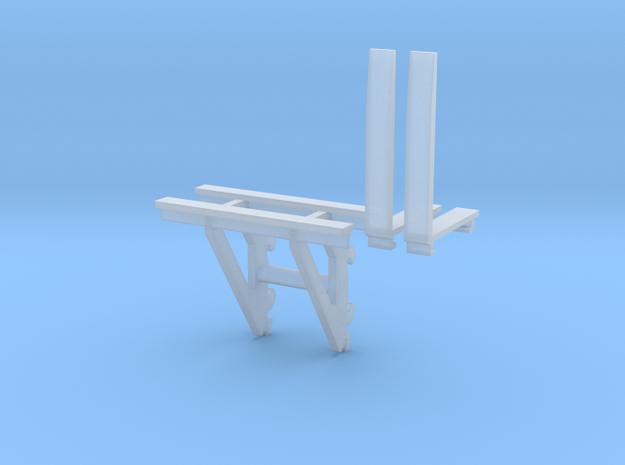 palletvork CW30 3D in Smooth Fine Detail Plastic