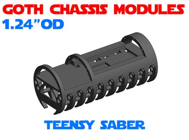 GCM124-01-TS - Teensy Saber + 18650