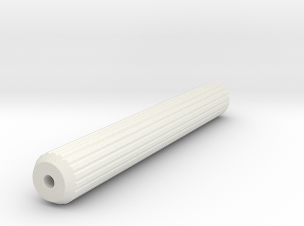 Ikea DOWEL 101354 in White Natural Versatile Plastic