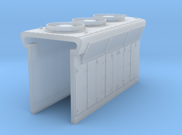 DDm45 Radiators S scale in Smooth Fine Detail Plastic