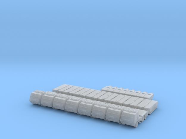ASTROSII 8x in Smooth Fine Detail Plastic: 6mm