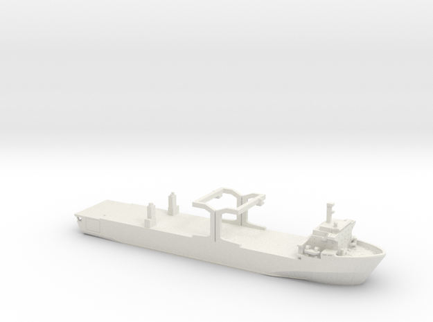 1/700 MV Contender Bezant in White Natural Versatile Plastic