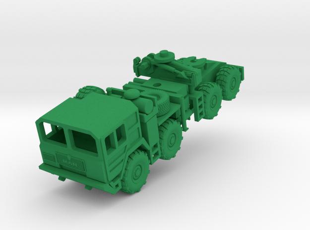 GLCM MAN M-1013 w/Crane in Green Processed Versatile Plastic: 1:144