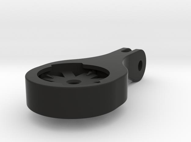 Garmin Dual Socket Combo (BMC) in Black Natural Versatile Plastic
