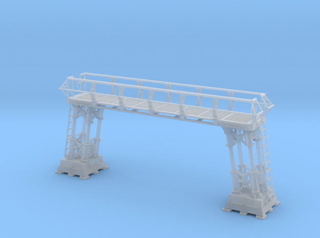 1:48 & 1:72 Scale Main Hanger Deck Repair Gantry in Smooth Fine Detail Plastic: 1:48 - O