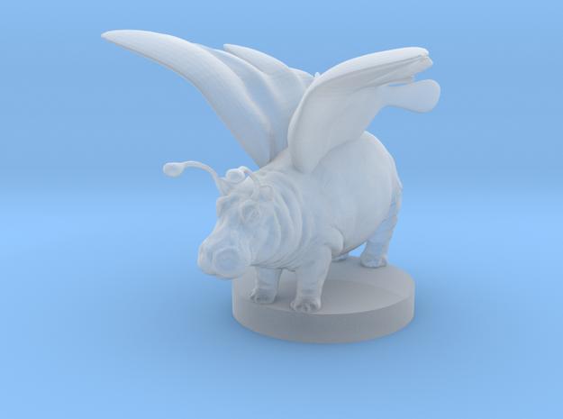 Pixiepotamus the Ultimate Familiar in Smooth Fine Detail Plastic