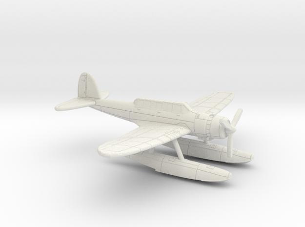 1/285 IJN Aichi E13A1 'Jake' Type 0 Reconnaissance in White Natural Versatile Plastic