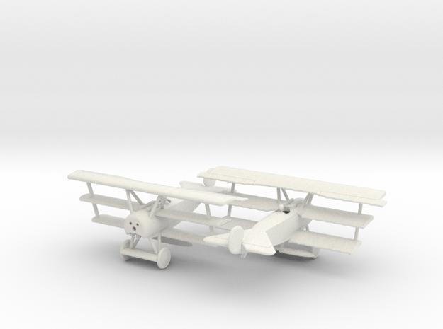 1/144 Fokker Dr.1 x2