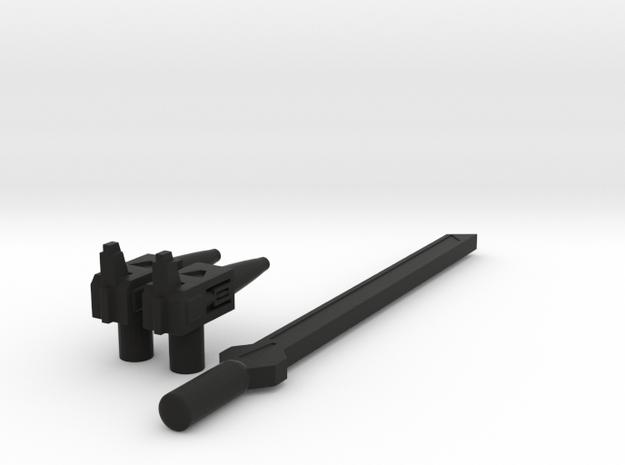 POTP Battleslash & Roadtrap Weapons