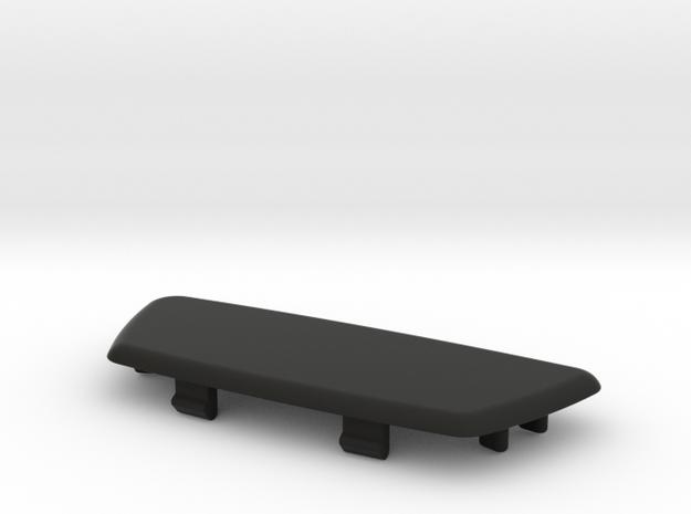 Obturateur Porte Goblet Passager Mazda MX-5 (ND) in Black Natural Versatile Plastic