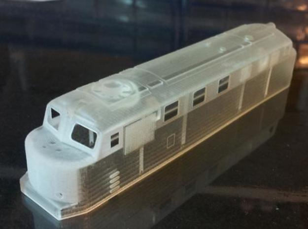 N-Scale Hr12 3d printed
