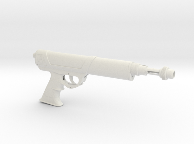 ESB Sidearm Full in White Natural Versatile Plastic