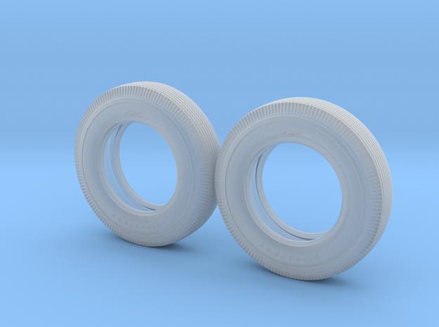 1/16 Firestone 890-18 Tires, REAR